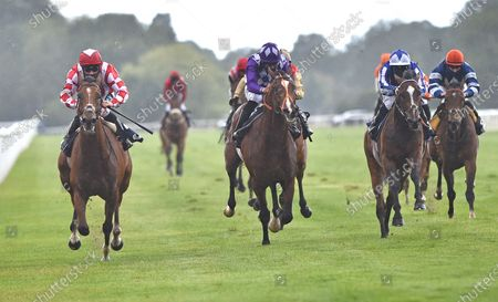 Editorial photo of Horse Racing from Royal Windsor Racecourse, UK - 28 Jun 2020