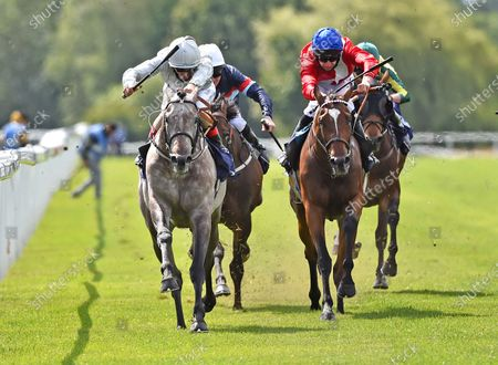 Editorial image of Horse Racing from Royal Windsor Racecourse, UK - 28 Jun 2020