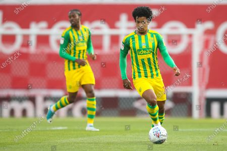 Grady Diangana of West Bromwich Albion