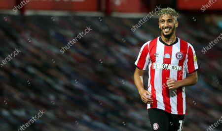 Editorial image of Brentford v West Bromwich Albion, Sky Bet Championship, Football, Griffin Park, London, UK - 26 Jun 2020