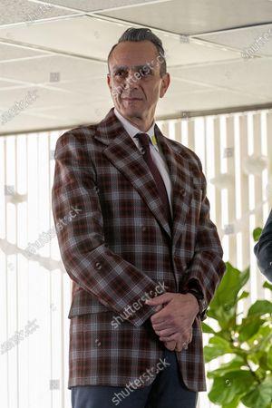Hank Azaria as Jim Brockmire