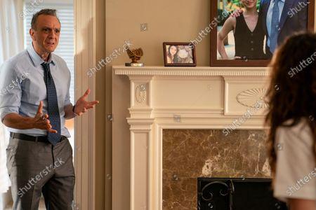 Hank Azaria as Jim Brockmire and Reina Hardesty as Beth