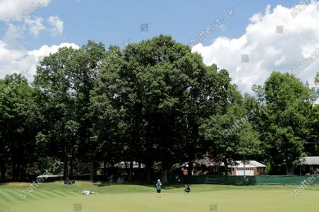 Editorial picture of Travelers Championship Golf, Cromwell, United States - 26 Jun 2020