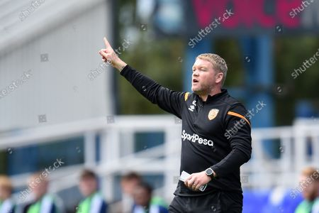 Grant McCann manager of Hull City.