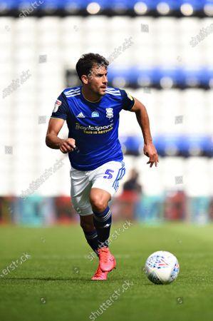 Maxime Colin of Birmingham City.