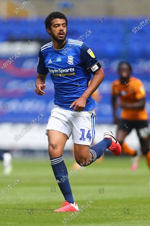 Jake Clarke-Salter of Birmingham City