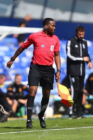 EFL assistant referee Akil Howson