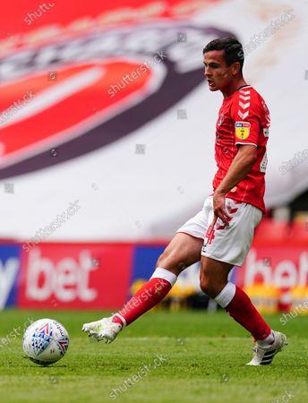 Josh Cullen of Charlton Athletic
