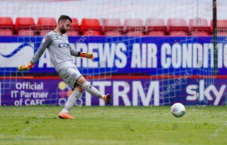 QPR Goalkeeper Liam Kelly