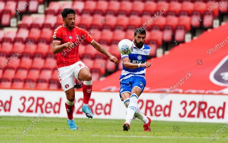 Editorial picture of Charlton Athletic v Queens Park Rangers, Sky Bet Championship, Football, The Valley, London, UK - 27 Jun 2020