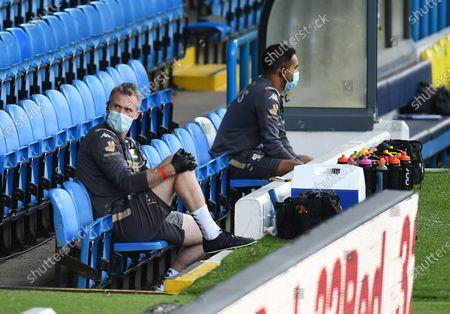 Editorial picture of Leeds United v Fulham, Sky Bet Championship, Football, Elland Road, Leeds, UK - 27 Jun 2020