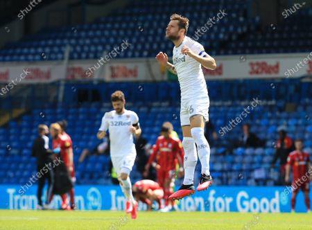 Liam Cooper of Leeds United