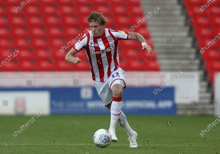 Stoke City's James McClean