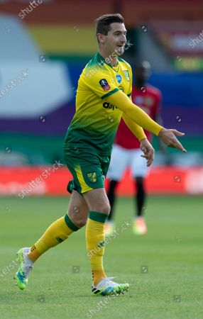Kenny McLean of Norwich City