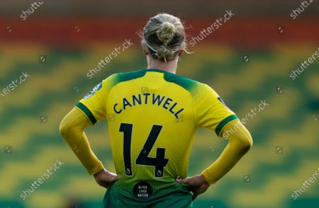 Todd Cantwell of Norwich City