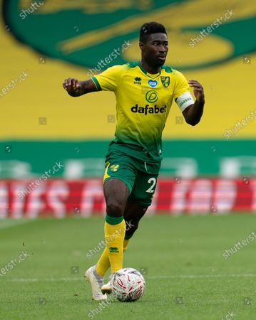 Alexander Tettey of Norwich City