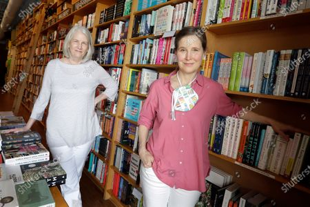 Editorial image of Ann Patchett Bookstore, Nashville, United States - 25 Jun 2020