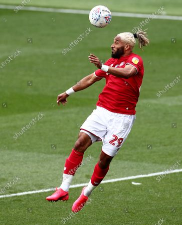 Ashley Williams of Bristol City.