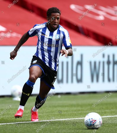 Kadeem Harris of Sheffield Wednesday.