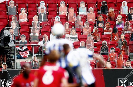 Editorial image of Bristol City v Sheffield Wednesday, Sky Bet Championship, Football, Ashton Gate, Bristol, UK - 28 Jun 2020