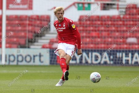 Stock Image of Nottingham Forest's Joe Worrall