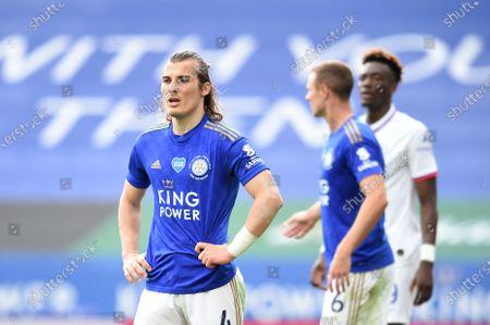 Çaglar Soyuncu of Leicester City.