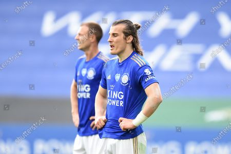 Caglar Soyuncu of Leicester City.