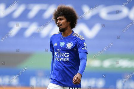 Hamza Choudhury of Leicester City.