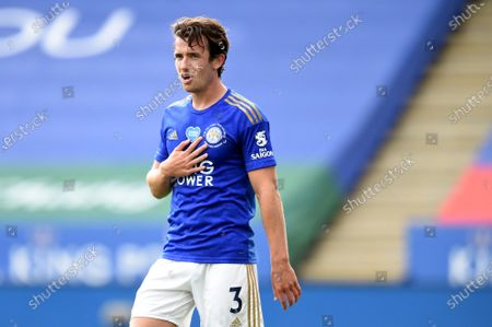 Ben Chilwell of Leicester City.