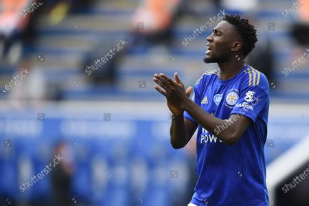 Wilfred Ndidi of Leicester City.