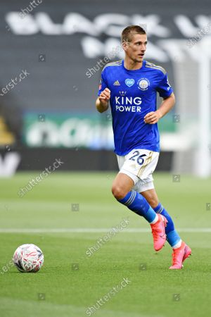 Dennis Praet of Leicester City.