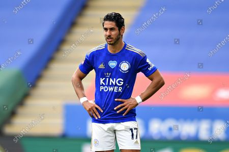 Editorial photo of Leicester City v Chelsea, The Emirates FA Cu Sixth Round, Football, King Power Stadium, Leicetser, UK - 28 Jun 2020