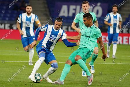Editorial image of RCD Espanyol v Real Madrid, La Liga, Football, RCDE Stadium, Barcelona, Spain - 28 Jun 2020