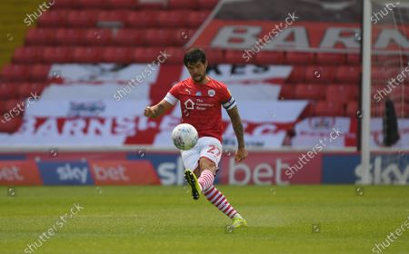 Barnsley captain Alex Mowatt.