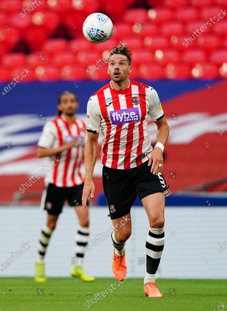 Aaron Martin of Exeter City