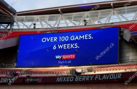 Sky Sports TV advert