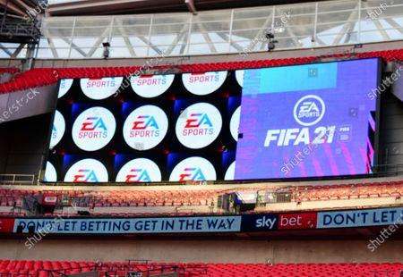 EA Sports FIFA 21 advert