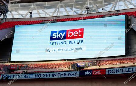 Sky Bet TV advert