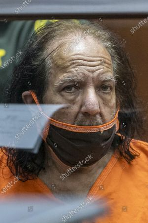 Editorial photo of Adult Film Star Ron Jeremy Charged With Four Counts Of Sexual Assault in Los Angeles, USA - 26 Jun 2020