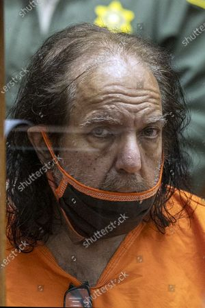 Stock Picture of Adult film star Ron Jeremy appears for his arraignment on rape and sexual assault charges at Clara Shortridge Foltz Criminal Justice Center in Los Angeles, California, USA, 26 June 2020. Jeremy, whose real name is Ronald Jeremy Hyatt, is charged with raping three women and sexually assaulting another in separate incidents between 2014 and 2019. The 67-year-old defendant could face up to 90 years to life in state prison if convicted as charged.