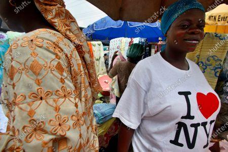 Editorial image of Obit Milton Glaser, Lagos, Nigeria - 28 Jun 2007