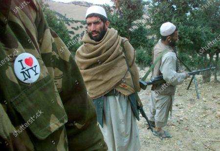 Editorial photo of Obit Milton Glaser, Tora Bora, Afghanistan - 14 Dec 2001