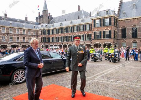 Editorial photo of Veterans Day, Ridderzaal, The Hague, The Netherlands - 27 Jun 2020