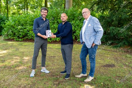 Editorial image of Wesley Sneijder biography launch, Doorn, The Netherlands - 27 Jun 2020