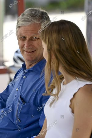 King Philippe, Princess Elisabeth