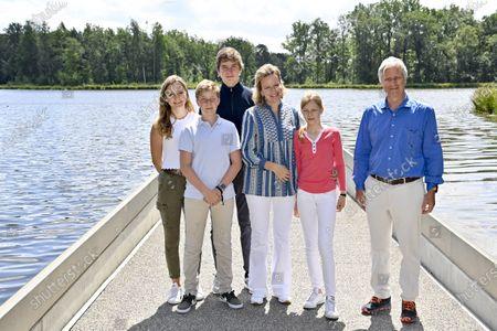 Belgian Royal Family visit to Limburg