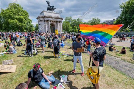 Black Trans Lives Matter March