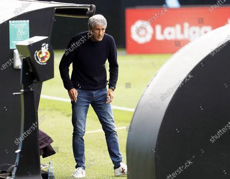 Editorial picture of Celta Vigo vs FC Barcelona, Spain - 27 Jun 2020