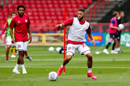 Nahki Wells of Bristol City