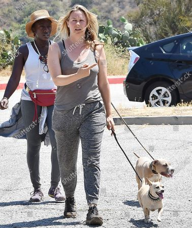 Editorial photo of Alicia Silverstone out and about, Los Angeles, California, USA - 26 Jun 2020